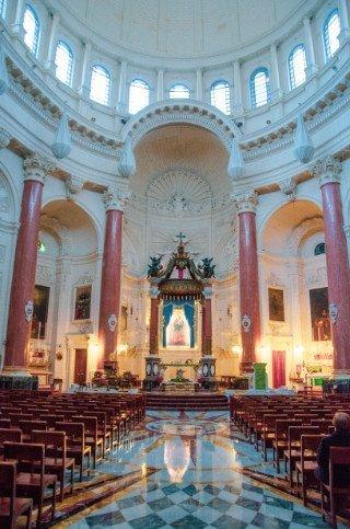 Madonna tal-Karmnu - Our Lady of Mount Carmel, Valletta Malta