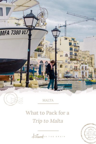 What to Pack for Malta + Downloadable Packing List
