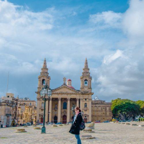 St. Publius' Square (The Granaries) St. Publius' Square (The Granaries) Valletta