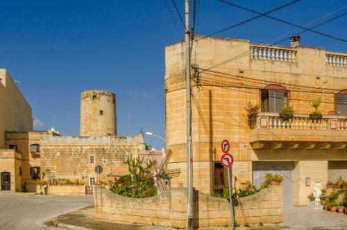 Tas-Salib windmill Zurrieq Malta