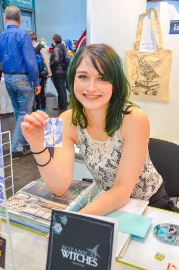 Leipzig Comic-Con ilustrator