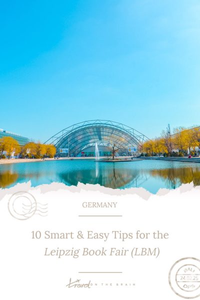 10 Smart & Easy Tips for the Leipzig Book Fair and Manga Comic Con