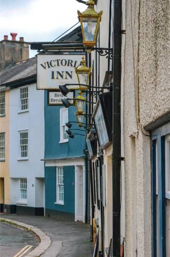 Victoria Inn, Ashburton, Devon