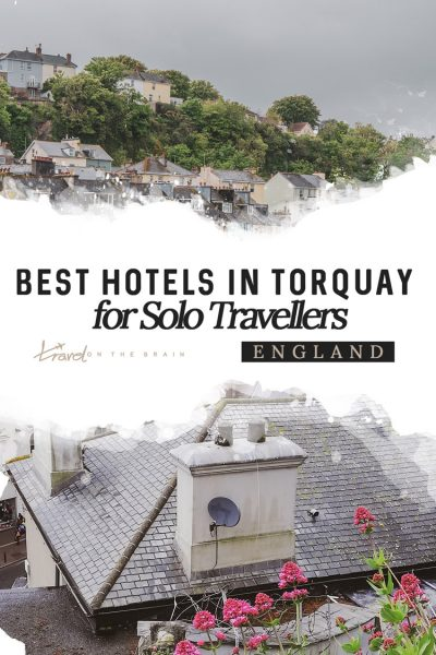 Best Hotels in Torquay for Solo Travellers