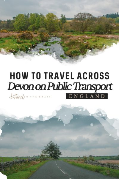 Travelling Devon in England isn't impossible albeit challening via public transport. I tried it and here are my first hand tips to see as much as possible.