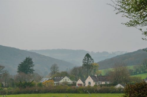 cottages in Dartmoor National Park