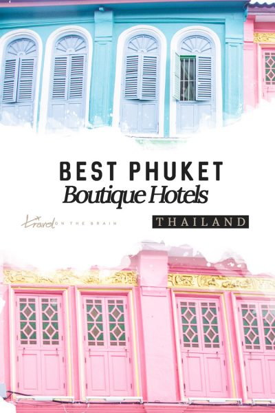 Best Boutique Hotels in Phuket for Solo Travellers