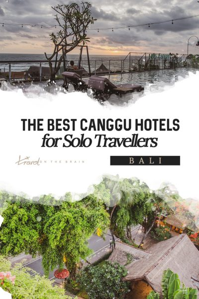 The Best Canggu Hotels for Solo Travellers