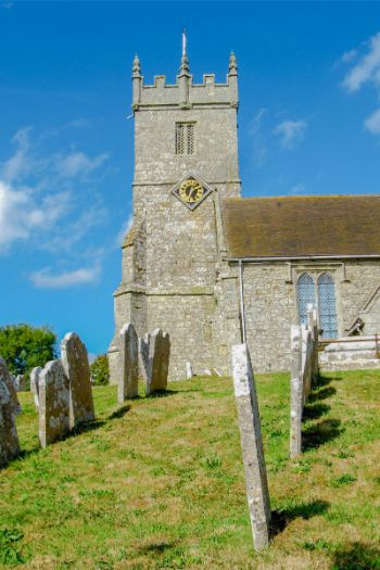 church on the Isle of Wight