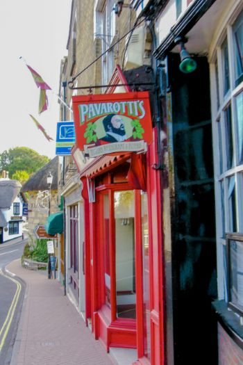 candy store on the Isle of Wight