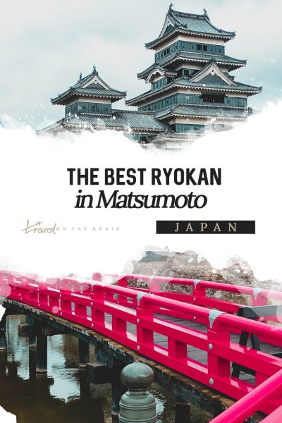 The Best Matsumoto Ryokan  – Where to Stay in Matsumoto