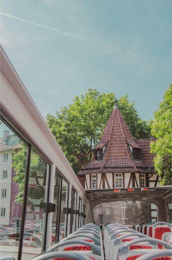 Schellenturm in Stuttgart, Germany