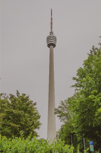 TV Tower, Stuttgart, Germany