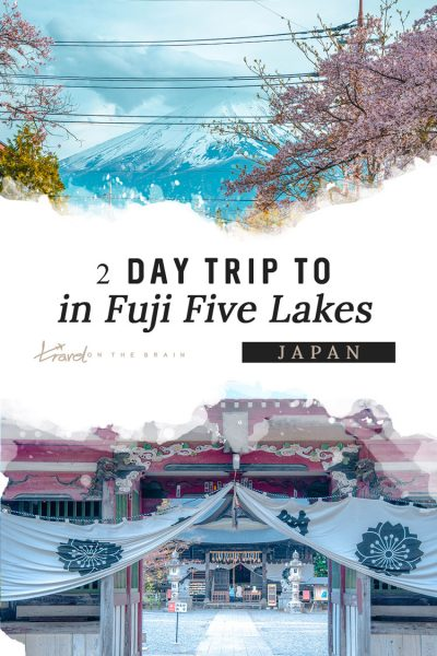 2 Day Trip to Fuji Five Lakes for Outdoor Lovers