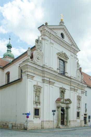 Church called Kollegiatstift unserer Lieben Frau zur alten Kapelle, Regensburg, Germany