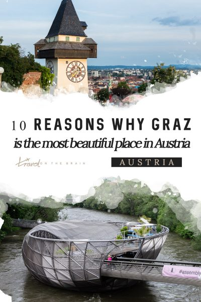 Pin: why Graz is the most beautiful place in Austria