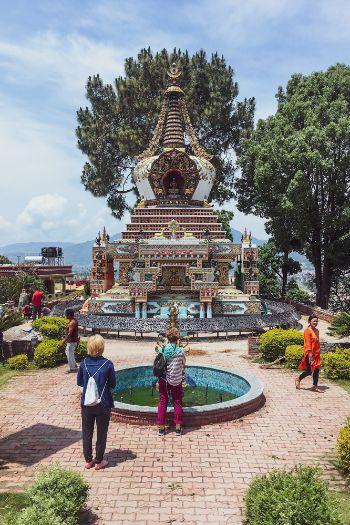 Kopan Monastery. Photo by Yana Maximova