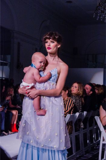 Ex Mermaid fashion collection SS2020 at NYFW 2019