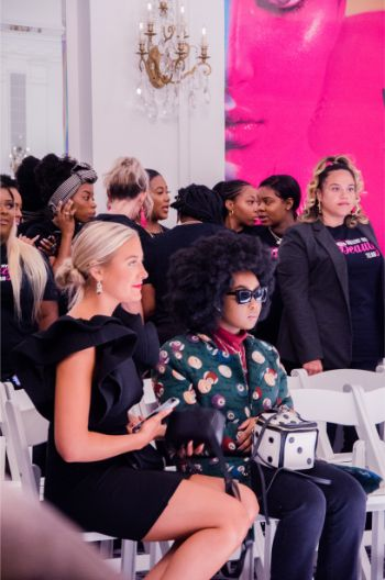 fashion show attendees, NYFW 2019
