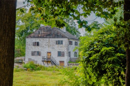 Philipsburg Manor in Sleepy Hollow, NY