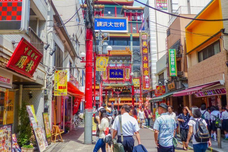 Chinatown, Yokohama, Japan