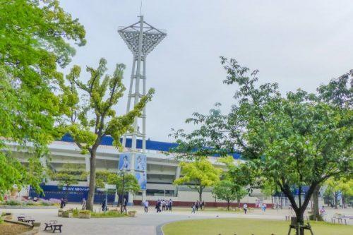 Yokohama Park, Japan
