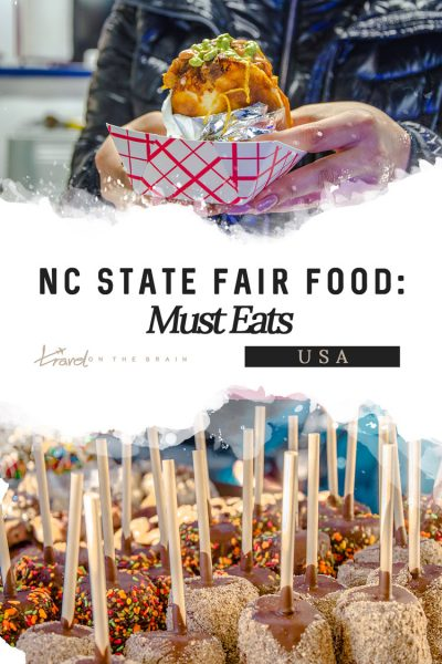 NC State Fair Food: Must Eats at the NC Fairgrounds