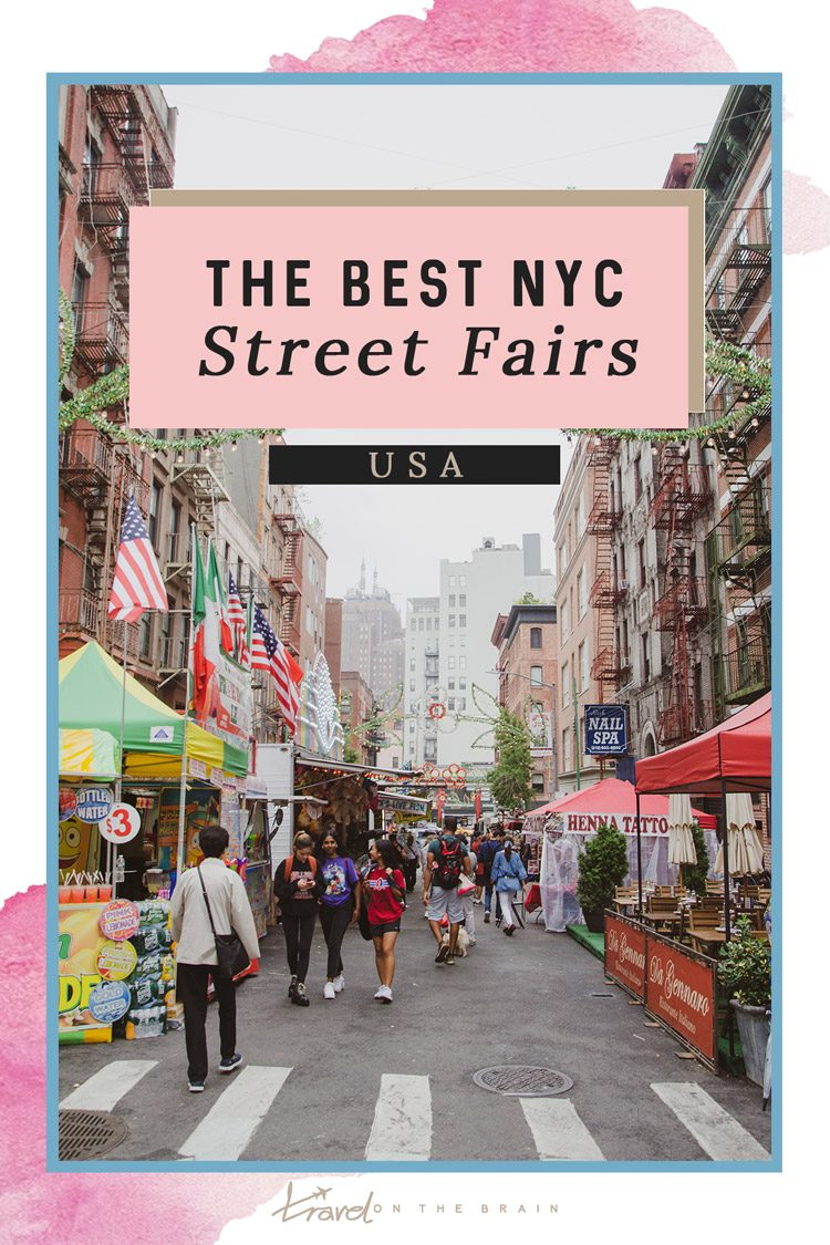 The Best NYC Street Fairs for Any Season – Food, Vintage & More