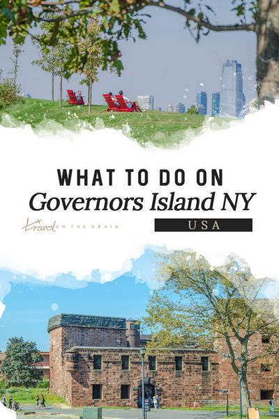 What to Do on Governors Island NY