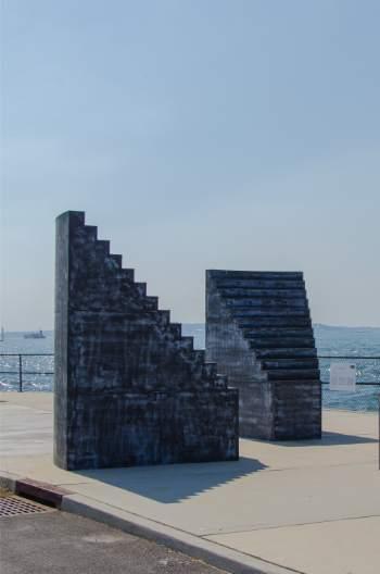 art on Governors Island NY