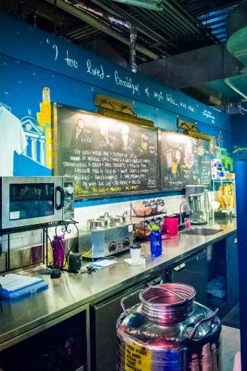 Ample Hills Creamery in Brooklyn