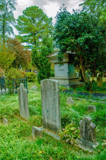 First Presbyterian Church Cemetery, Greensboro NC