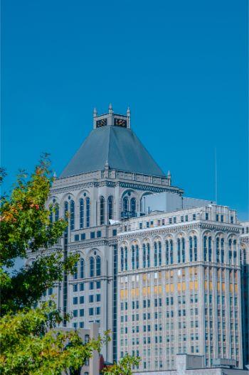 Greensboro skyscraper