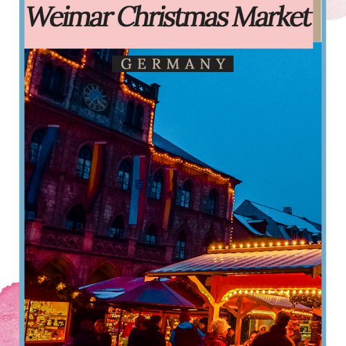 Your Guide to the Weimar Christmas Market in Germany