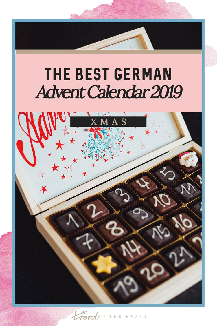 The Best German Advent Calendar for December 2019