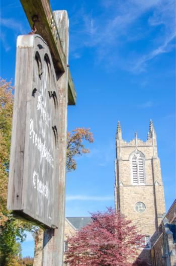 Presbyterian church in High Point NC