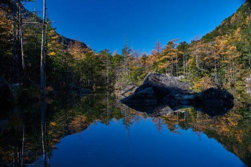 Kamikochi Lake