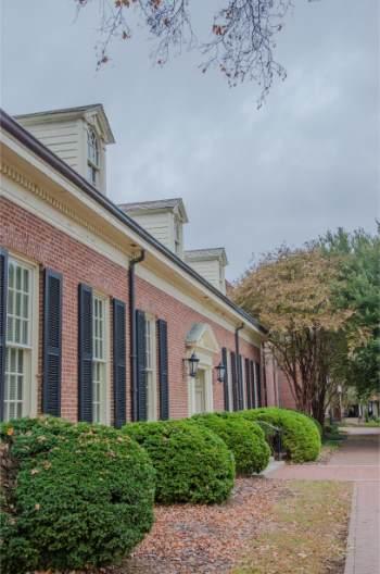 Rowan Public Library in Salisbury NC