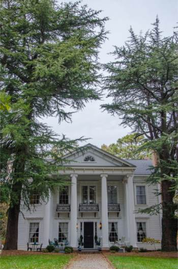 Historic house in Salisbury NC