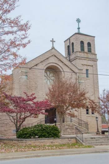 Church of the Sacred Heart Salisbury NC