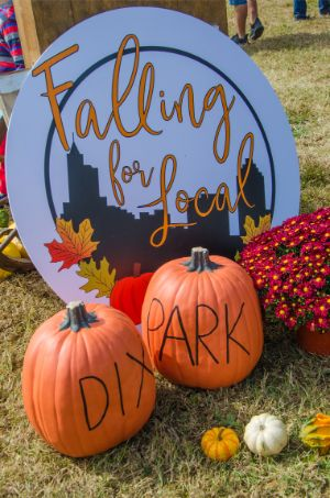 Falling for Local Raleigh NC 2019