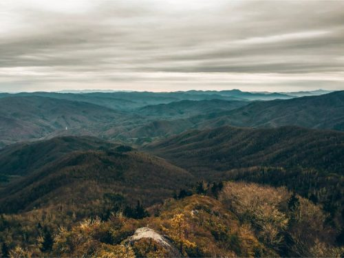 Great Smoky Mountains views