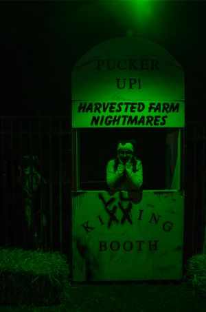Haunted farm near Raleigh, Nort Carolina