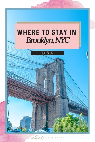 Where to Stay in Brooklyn  NYC – Hotels for Solo Travellers