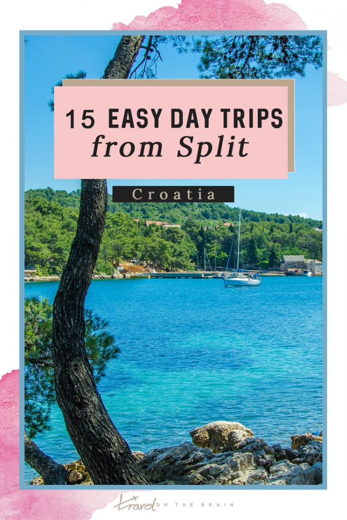 15 Easy Day Trips from Split Croatia