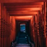 Japanese torii gates - travel guide to Japan
