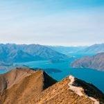 Wanaka mountain views - New Zealand travel guide