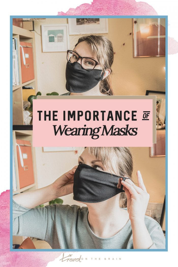 The Importance of Wearing Masks in Public Right Now