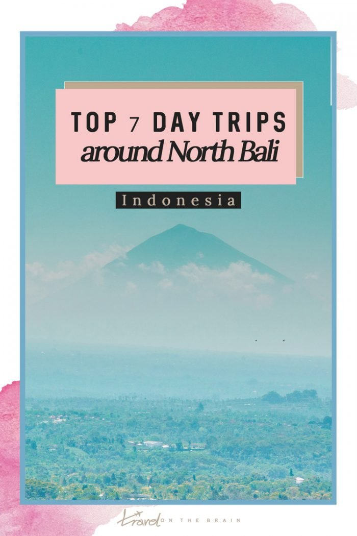 Top 7 Day Trips around North Bali