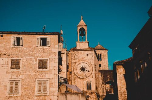 Historic centre of Split, Croatia